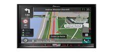 AVIC-F80DAB  Système AV de navigation haut de gamme avec écran Clear Type Resis