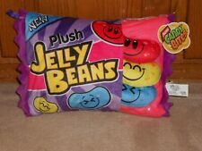 """Candy Bites Plush Jelly Beans Toy Pillow With 3 Removable Plush 12"""""""