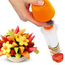 7pcs Vegetable / Fruit Shape Cutter Slicer Veggie Mold Set DIY Decorating Tool