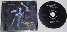 THE VAMPIRE DIARIES..ORIGINAL TELEVISION SOUNDTRACK AUSTRALIAN PRESSING MUSIC CD