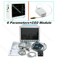 Contec ETCO2 Vital signs ICU patient monitor CMS8000 6 Multi parameters with CO2