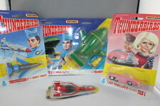 Matchbox 1992 1:64 Thunderbirds Original Series Set  T1 - T3 - T2 & 3 AND FAB1
