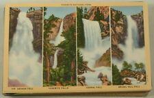 LOT OF 48 CALIFORNIA LINEN POSTCARDS CIRCA 1940'S