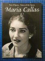 Maria Callas vol.1 Ricordi 2002 H-18182