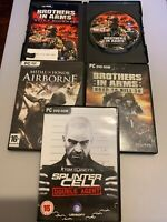 Tom Clancy's Splinter Cell Double Agent & Others Extra  3 PC Games