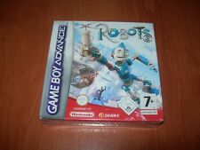 ROBOTS GB ADVANCE (PAL ESPAÑA PRECINTADO)