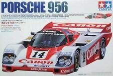 Tamiya 1/24 Porsche 956 Canon color model kit 24232
