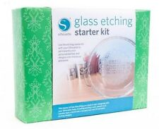 Silhouette America GLASS ETCHING STARTER KIT for Silhouette CAMEO PORTRAIT