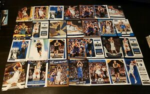 47 DIRK NOWITZKI BASKETBALL CARD LOT INSERTS COMBINED SHIPPING