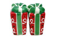 Christmas Package Salt and Pepper Shakers