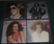 4 Sealed LP LOT-SAMANTHA SANG:EMOTION,RITA COOLIDGE,GLORIA GAYNOR,TERRI GIBBS