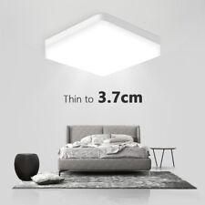 Modern Flush Mount Led Disk Ceiling Light Lamp For Kitchen Hallway 3000-6500K A