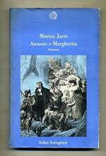 Marina Jarre # ASCANIO E MARGHERITA # Bollati Boringhieri 1990 1A ED.