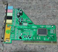 CMedia CMI8738/PCI-6ch-LX 8738-6CH 5.1 PCI sound card FULL WORK