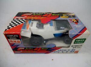 Vintage 80's Bandai Japan 1/32 Super 4WD Bio Speeder PreAssembled Tamiya ARII