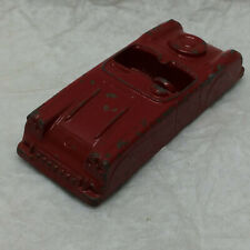 Vintage Toy Midgetoy Rockford, IL Metal Red Convertible