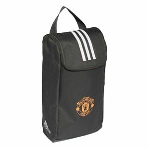 Adidas Manchester United Boot Bag  Grey