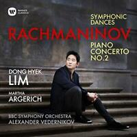 Dong Hyek Lim - Rachmaninov: Piano Concerto No. 2 & Symphonic Dances, O (NEW CD)
