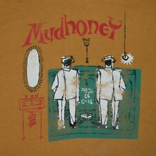 VTG MUDHONEY 1992 PIECE OF CAKE T-SHIRT XL ORIGINAL SEATTLE GRUNGE MARK ARM TEE