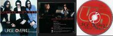 URGE OVERKILLSomebody Else's Body Promo USA 2-track Jewel CaseMAXI CDPRO-CD-4