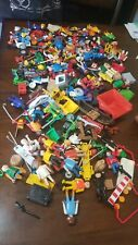 Vintage Collection Playmobil Lot Figures Animals Accessories Weapons RARE Parts