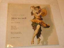2 LP MOZART messe in C-MOLL stader CASEI kmentt REHFUSS wien JEAN MARIE AUBERSON