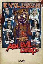 """110 The Evil Dead - Ash Vs Evil So1 2 3 Action Terror Movie Tv 24""""x35"""" Poster"""