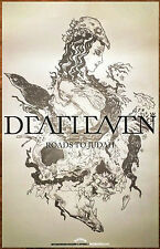 DEAFHEAVEN Roads To Judah Ltd Ed Discontinued RARE Poster+FREE Metal Rock Poster