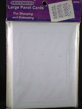 Comotion Large Panel Cards w Envelopes, Pk of 10
