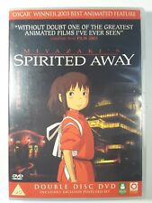 Spirited Away  DVD Japanese Anime