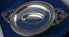 grosse Schale Petruzzi & Ugo Italien 800er Silber sehr schön gearbeitet