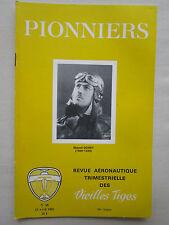 REVUE PIONNIERS 68 MARCEL DORET TRAIT D'UNION HYDRAVION VILLE BUENOS AIRES