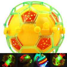 Baby Toys Creative Cute Electric Flash Music Dance Football Light Jump Ball Toy