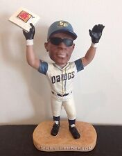 Rickey Henderson San Diego Surf Dawgs Bobblehead, Oakland Athletics As, NY Yanke