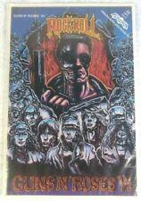 Revolutionary Comics: Rock N' Roll Comics: 33 Guns N' Roses '91