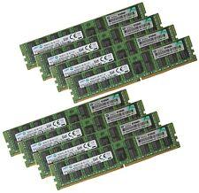 HP 8x 16GB 128GB 752369-081 774172-001 726719-B21 DDR4 ECC RAM PC4-2133P-R REG