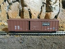 N Scale Micro trains 50' opening door boxcar SLSF FRISCO  NIB