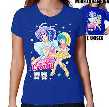 T-SHIRT L'incantevole Creamy tshirt Creamy Mami anime mahō shōjo parim-pampùm Yū
