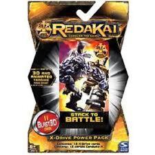 REDAKAI X-DRIVE POWER PACK BRAND NEW & SEALED