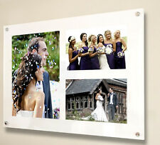 """Picture photo frame for A4 / A3 /12 x 8 """"/12 x 16 All color Cheshire Acrylic"""