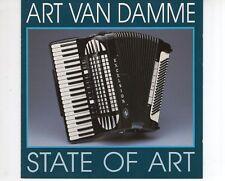 CD ART VAN DAMMEstate of artGERMAN EX (A2132)