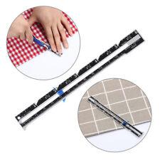 Plastic Patchwork Tailor Ruler Sewing Accessories Measuring Gauge Seam Ruler
