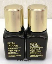 ESTEE Lauder Advanced Night Repair sincronizzato recupero complesso LL 2 x7ml NUOVO