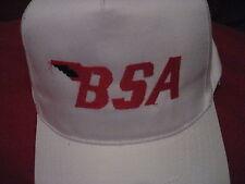 BSA Motorcycle Cap