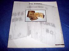 Antonio Del Donno: la scrittura povera, 1972-1990
