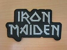 Iron Maiden embroidered Iron on Patch High Quality Shirt Bag Cap Towel