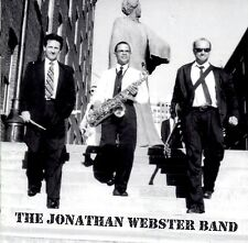 The Jonathan Webster Band by Jonathan Webster Band (CD) BRAND NEW FACTORY SEALED