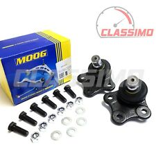 Moog Lower Ball Joint Pair for FORD FIESTA MK 6 + FUSION + MAZDA 2 - 2002-2009