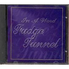 Fudge Tunnel In A Word CD NEW SEALED 1995 Earache Hardcore/Metal