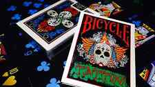 CARTE DA GIOCO BICYCLE TATTOO ,poker size